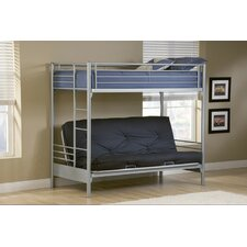 Universal Youth Full Futon Bunk Bed