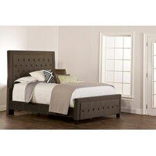 Kaylie Upholstered Panel Bed