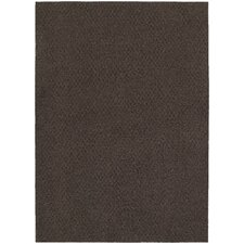 Chocolate Town Square Area Rug