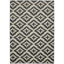 Southwest Cinder/Ivory Area Rug