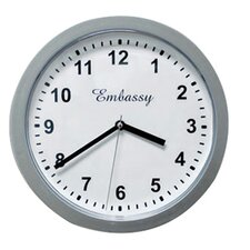 "10"" Wall Clock Safe"