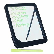 Glowing LED Message Dry Erase Board