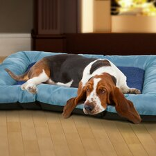 Plush Cozy Pet Crate Dog Pet Bed