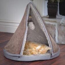 Sleep and Play Teepee Cat Bed