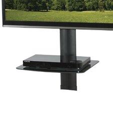 AVS1 AV Component Wall Shelf - Single