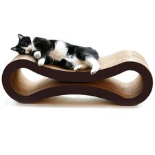 Ultimate Cat Scratcher Lounge and Bed
