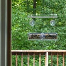 Tranquility Window Bird Feeder