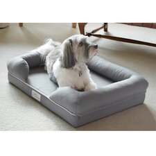 Ultimate Dog Bed & Lounge Premium Edition with Solid Memory Foam
