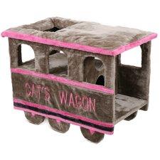 57cm Zolux Wagon Cat Condo