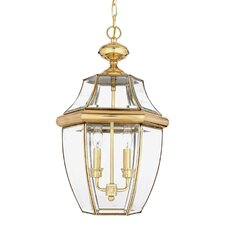 Newbury 2 Light Hanging Lantern