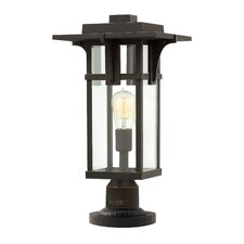 Manhattan 1 Light 49cm Post Lantern Set