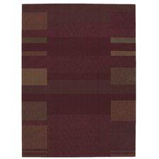 Loom Select Brick Area Rug