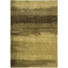 Luster Wash Gold Area Rug