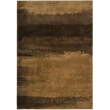 Luster Wash Amber Wash Copper Area Rug
