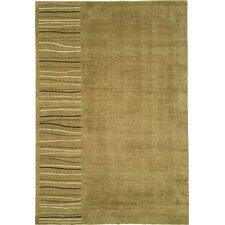 Tibetan Handmade Khaki Area Rug