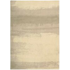 Luster Wash Dune Ivory Area Rug