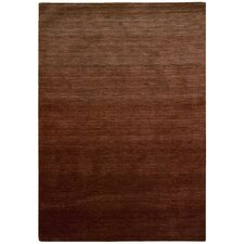 Haze Obscurity Madder Area Rug