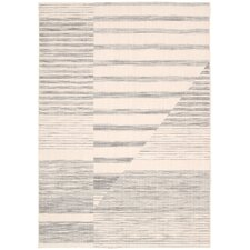 Urban Abalone White Area Rug