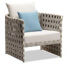 Loft Single Sofa with Cushions