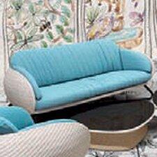 Circle Sofa with Cushions