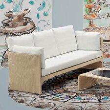 Cerise Sofa with Cushions