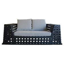 Happy Hour Loveseat with Cushions