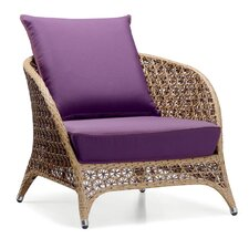 Flora Chair with Cushions