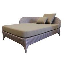 Flora Left Sectional Piece with Cushions