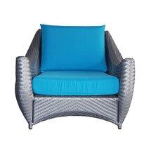 Peak Chair with Cushion