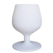 Lighted Glass Ice Bucket
