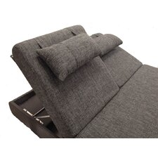 Sumba Double Sun Lounge with Cushions