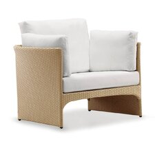 Cerise Lounge Chair with Cushions