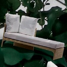 Cerise Daybed with Cushions