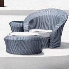 Eclipse 3 Piece Deep Seating Group