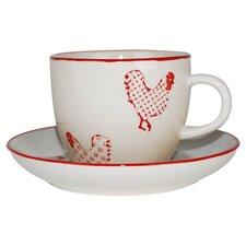 Barnyard Coffee Cup (Set of 6)