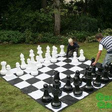 Giant Chess Mat