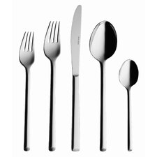 Laura 5 Piece Dinner Flatware Set
