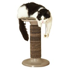 Wolf and Tiger Activity Tower Scratching Post