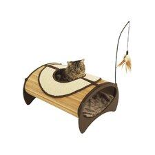 Katzenbett Natural Bamboo