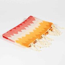 Fouta Ethnic Stripe Hand Towel (Set of 2)