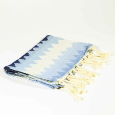 Fouta Ethnic Stripe Hand Towel (Set of 2)