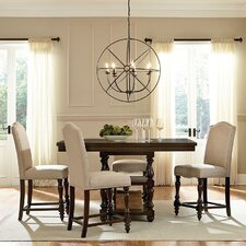 American Heritage 5 Piece Dining Set