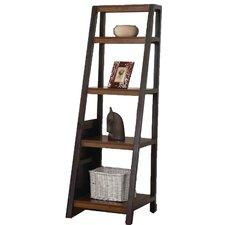 """72"""" Accent Shelves Bookcase"""