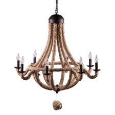 Celestine 8 Light Pendant
