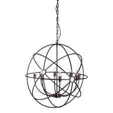 Helvine 8 Light Candle Chandelier