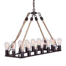 Gallite 14 Lights Candle Chandelier
