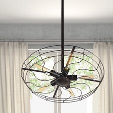 Tellurium 5 Light Pendant