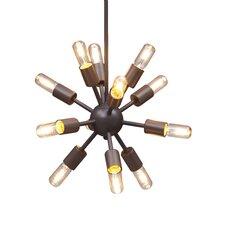 Sapphire 12 Light Ceiling Lamp