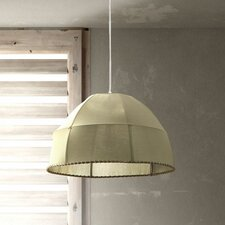 Marble 1 Light Ceiling Lamp