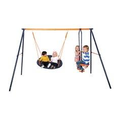 Hedstrom Nebula Nest Glider Swing Set